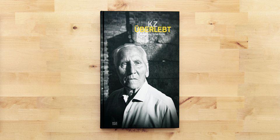 """Cover Fotoband """"KZ überlebt"""""""