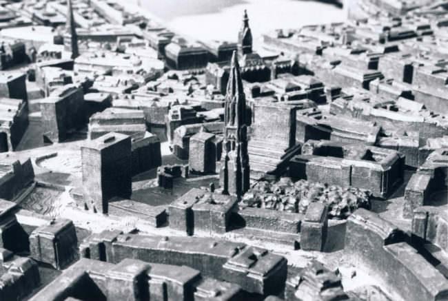 Modellstadt