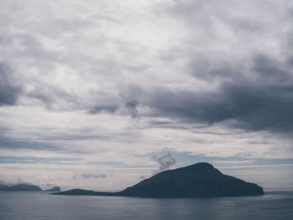 Inseln im Ozean