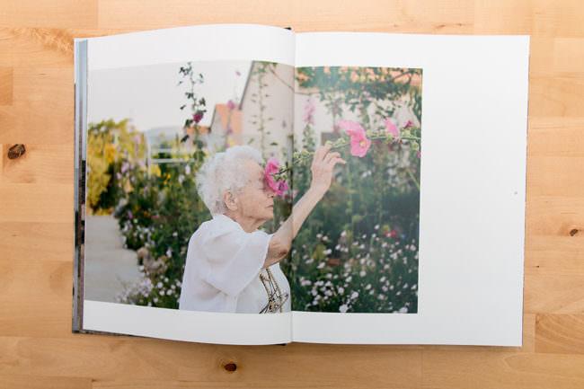 Foto eines offenen Buches