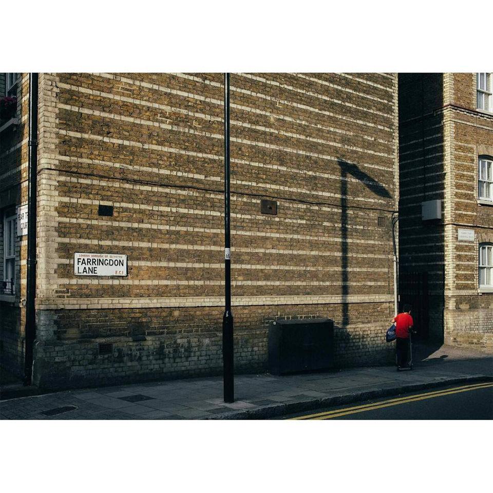 Aufnahme eines Londoner Gebäudes