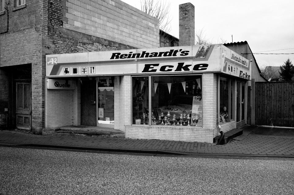Ein kleiner Laden namens Reinhard's Ecke
