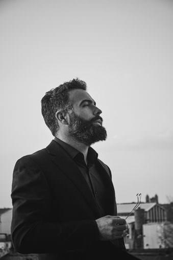 Männerportrait