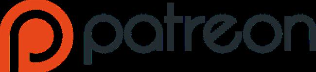 Das Logo von patreon.com
