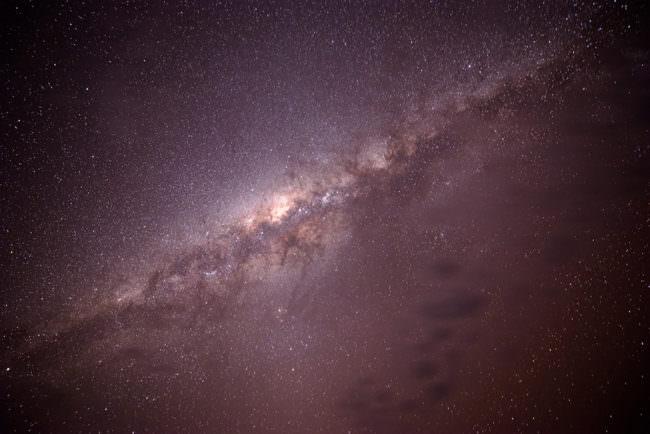 Ein Sternenhimmel