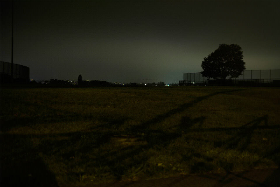 Nächtliche Landschaft