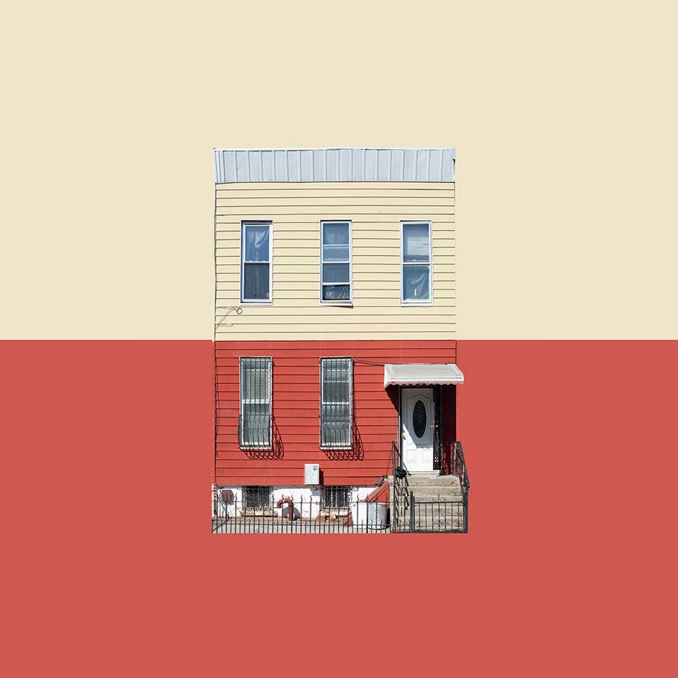 Buntes Haus