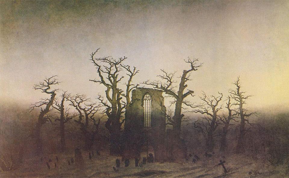 Mysteriöse Abtei