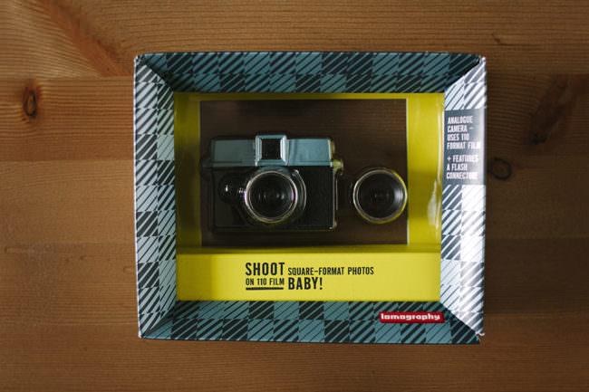 Kleine Kamera