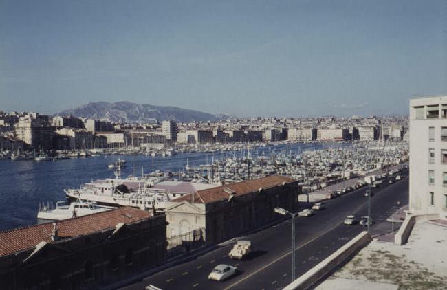 Ein Hafen