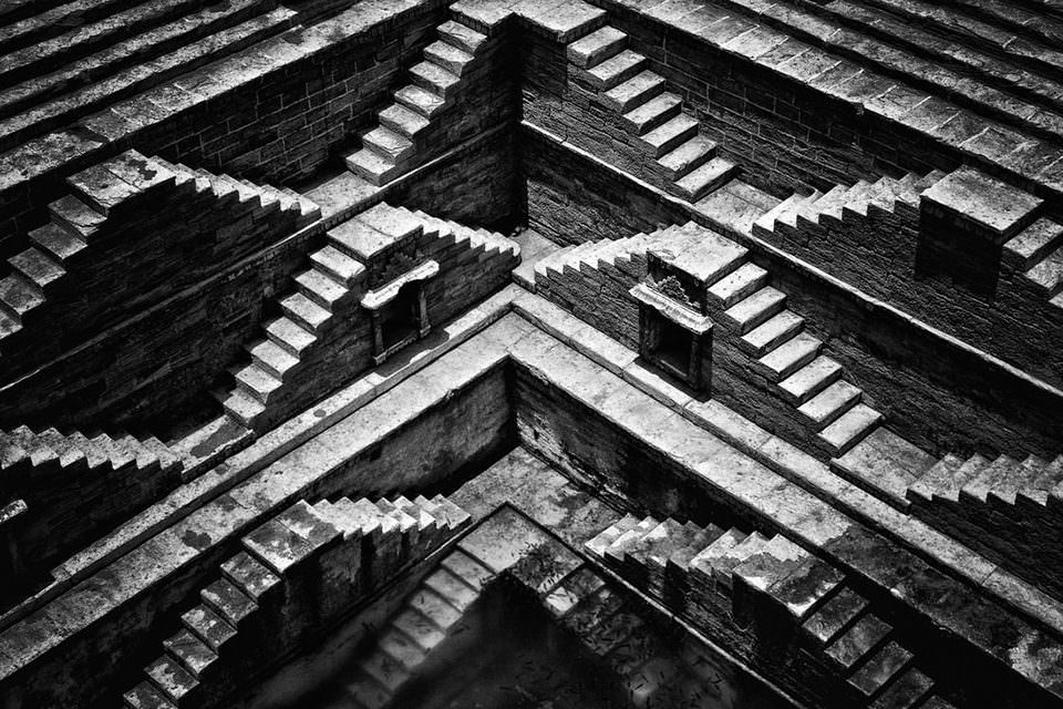 Treppenarchitektur