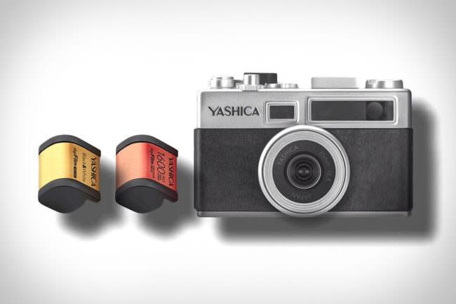 Eine Kamera mit digiFilmen.