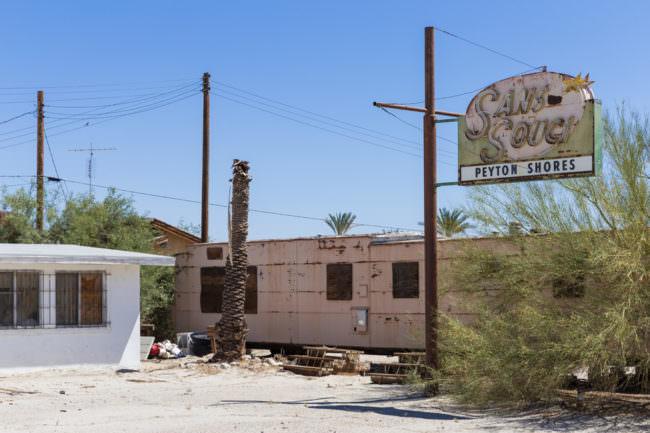 Altes Motel