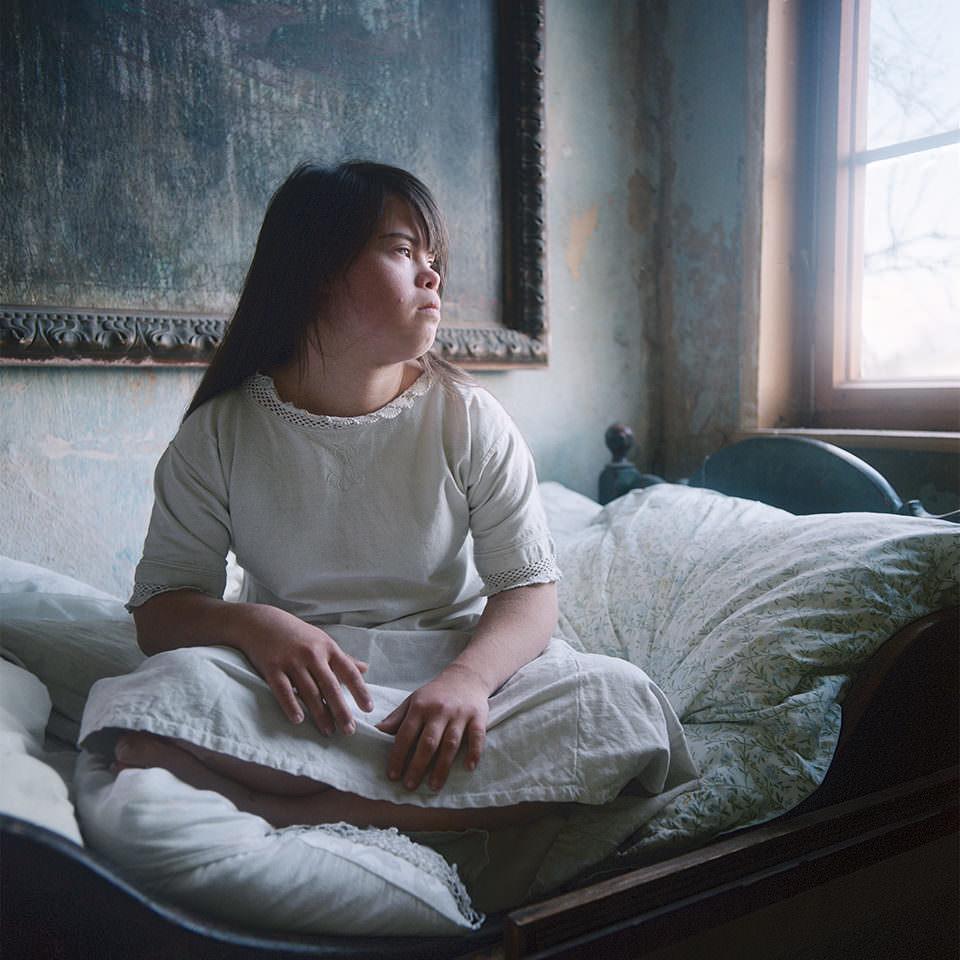 Frauenportrait