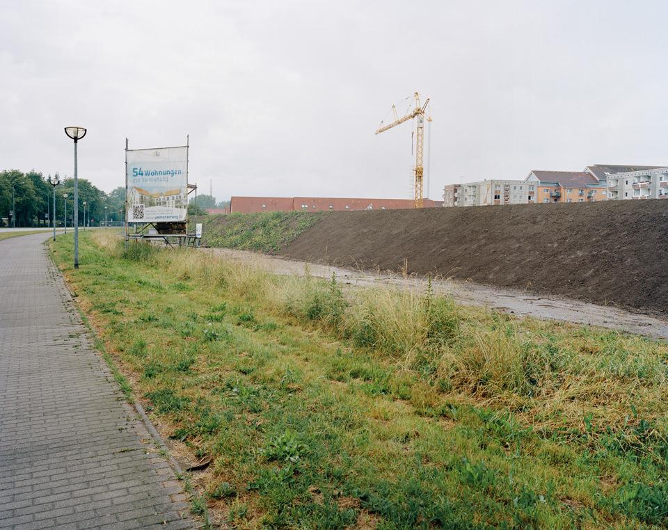Blick auf eine urbane Landschaft.