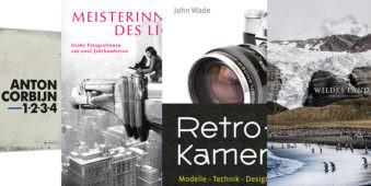 Vier Buchcover
