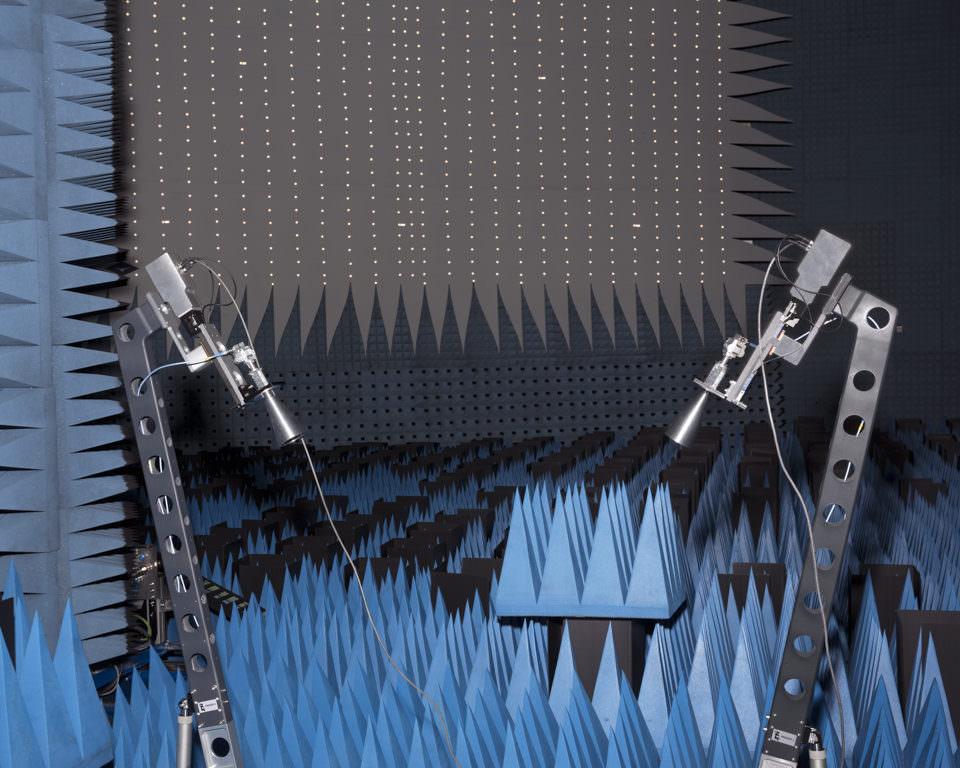 Roboterwesen in virtueller Umgebung