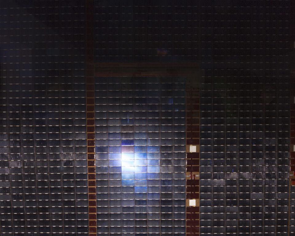 Abstrakte Mosaikansicht