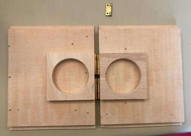 DIY Objektivplatten