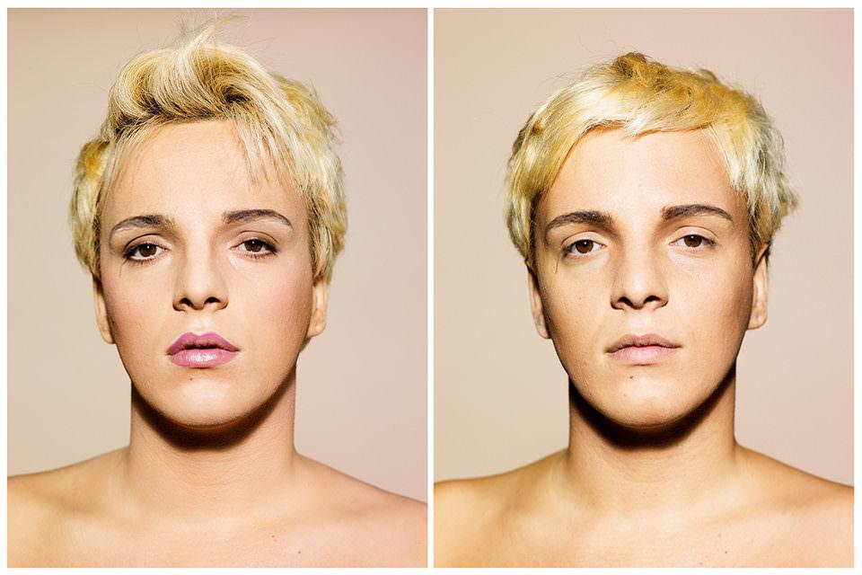 zwei Portraits