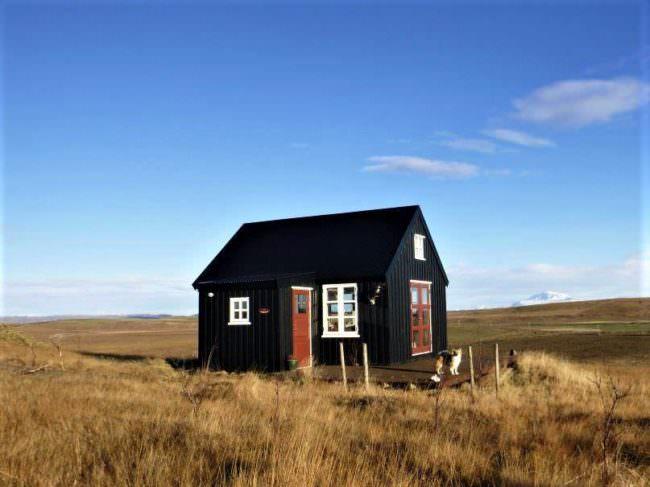 Haus im Feld