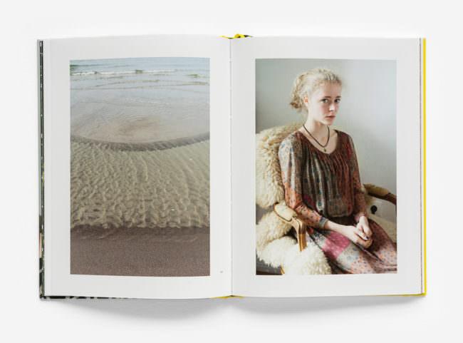 Strand und ein Portrait
