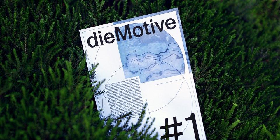 Magazin dieMotive #1 im Grünen