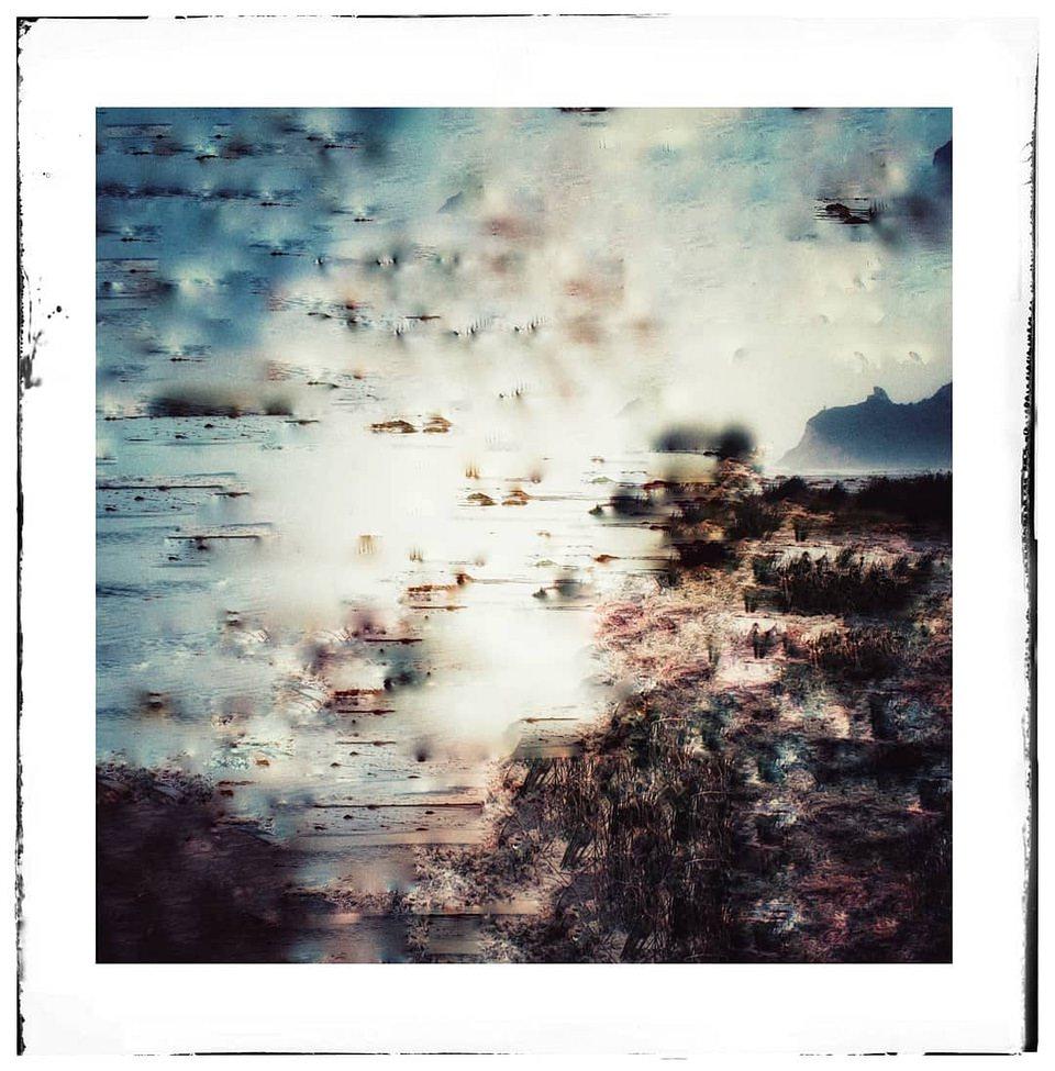 abstraktes Bild