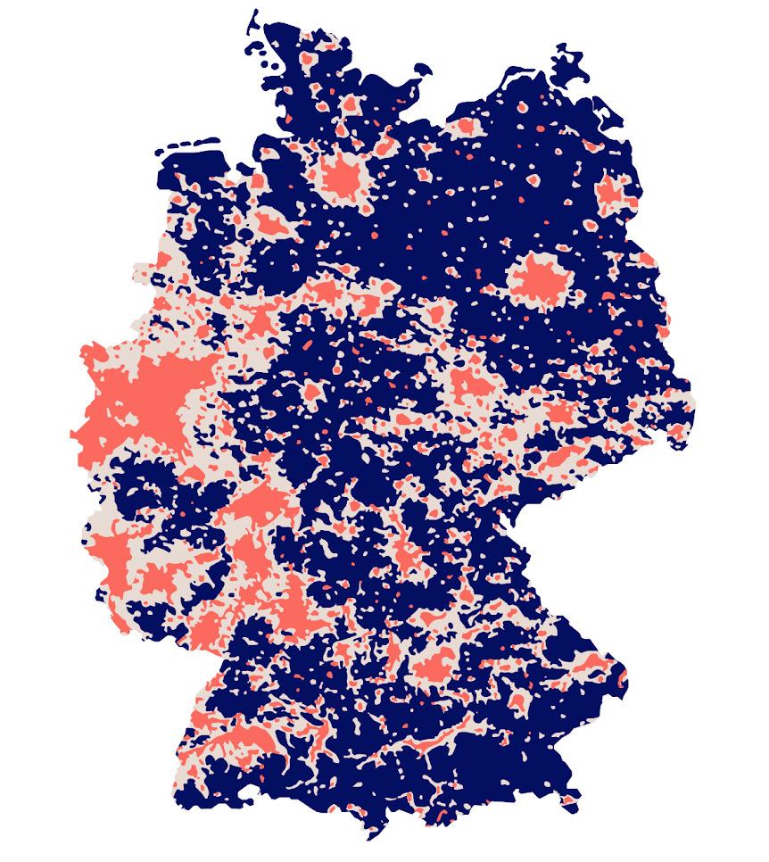 Lichtverschmutzung Karte Welt.Lichtverschmutzung Karte Deutschland