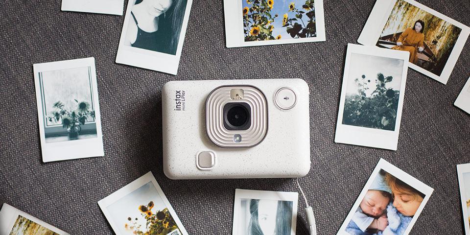 Im Test: Sofortbildkamera instax mini LiPlay - kwerfeldein – Magazin für Fotografie