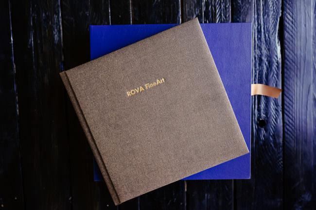 Album mit Box