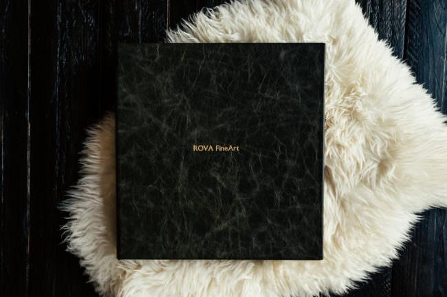 Album auf Lammfell