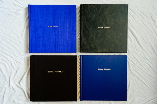 Vier Alben