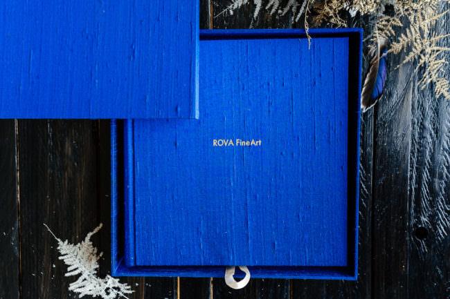 Album in einer Box