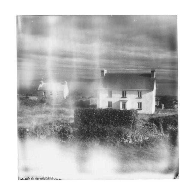 Haus mit Lichteinfall