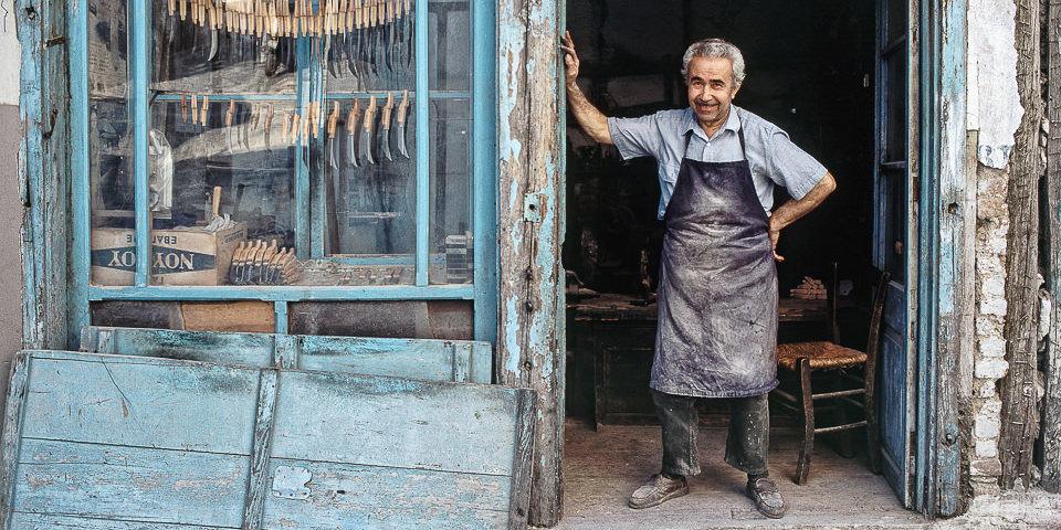 Mein griechisches Dorf - kwerfeldein – Magazin für Fotografie