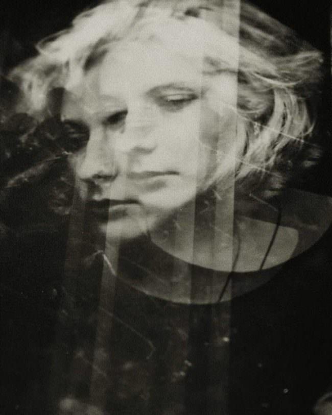 Surreales Portrait