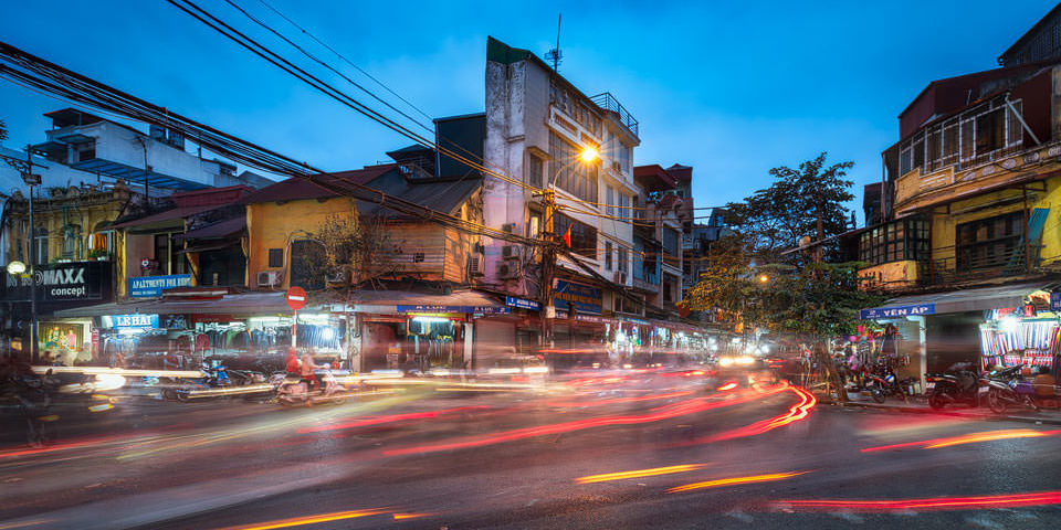Fotogene Orte – Hanoi - kwerfeldein – Magazin für Fotografie
