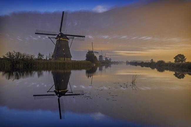 Mühlen am Wasser