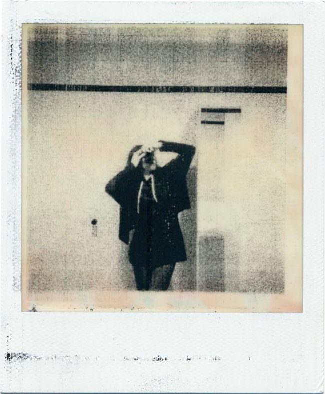 Selbstportrait mit Kamera