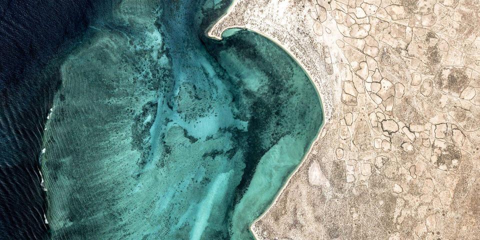 Wie aus Satellitenbildern Kunst wurde - kwerfeldein – Magazin für Fotografie