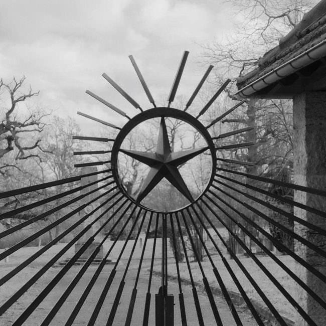Tor mit Stern
