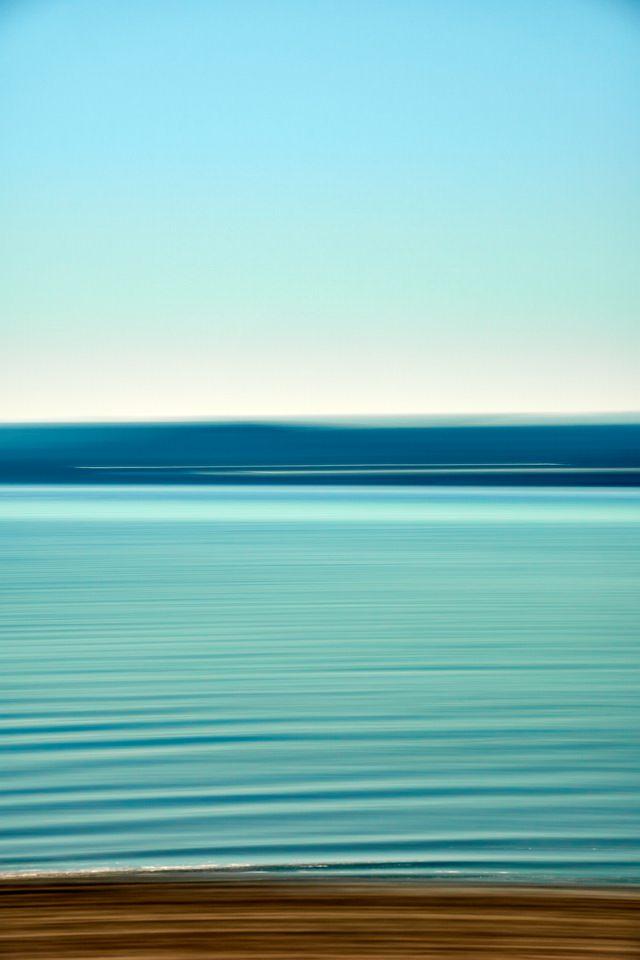 blau abstrakt