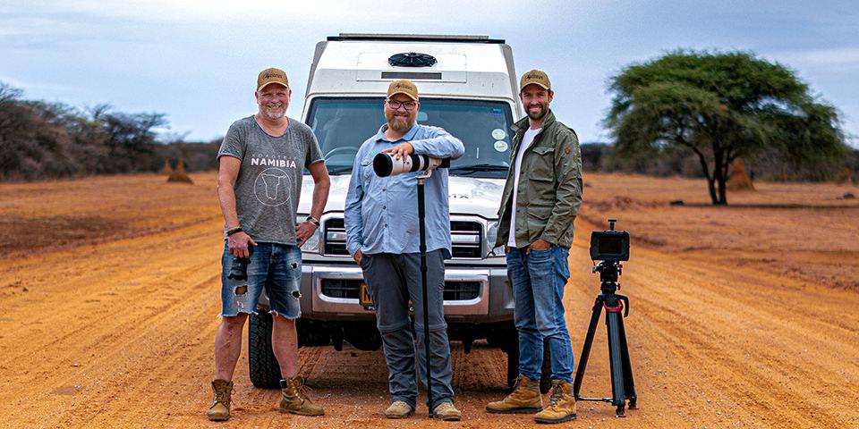Videotipp: Colourclass Namibia von EIZO (Anzeige) - kwerfeldein – Magazin für Fotografie