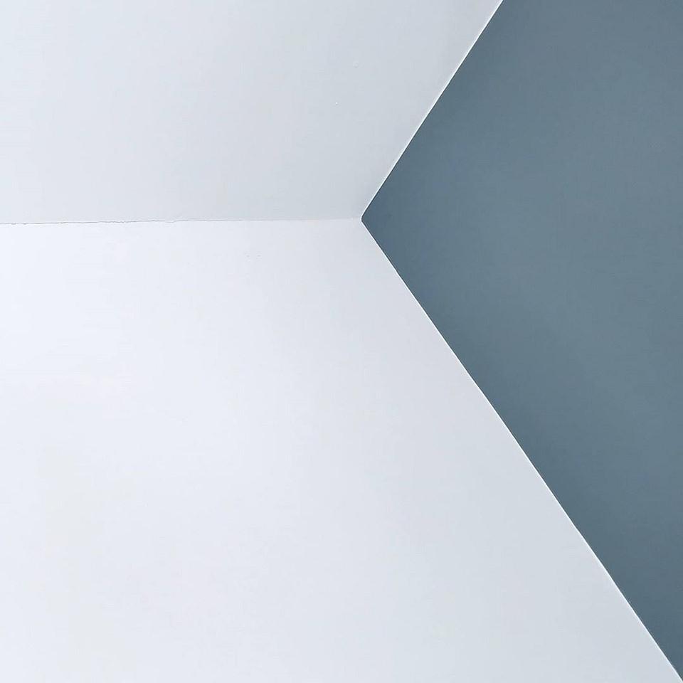 graue Flächen abstrakt