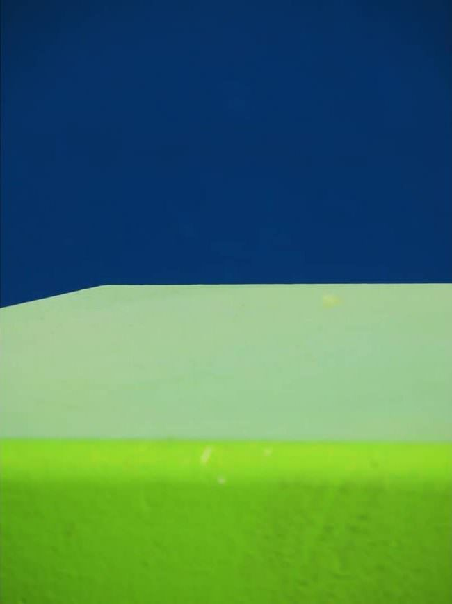 blau grün abstrakt