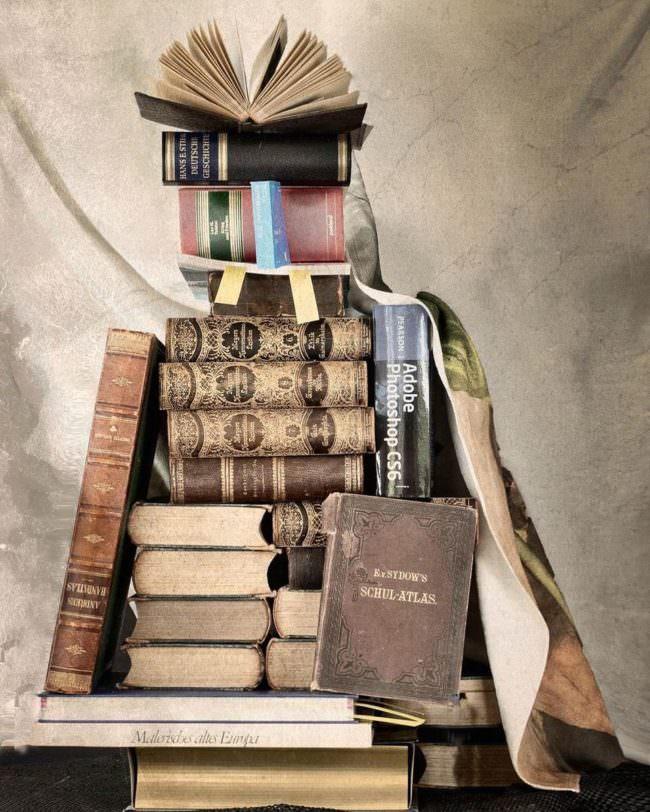 Bücherturm