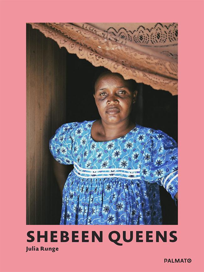 Buchcover mit einem Frauenportrait
