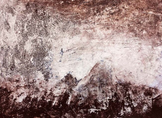 abstrakte Malerei Strukturen