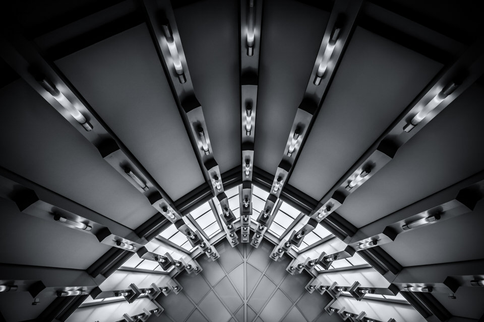 Symmetriche Architektur